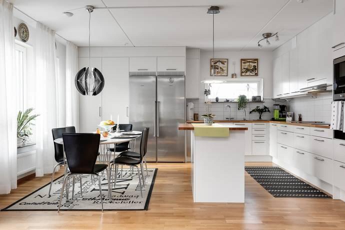 Bild: 3 rum bostadsrätt på Falleniusgatan 8, Örebro kommun Centralt Väster
