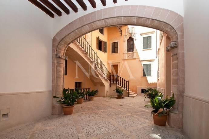 Bild: 3 rum bostadsrätt, Spanien Gamla stan, Palma