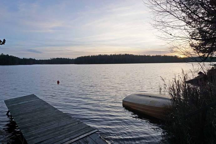 Bild: tomt på Brunsvik, Hultsfreds kommun Vena
