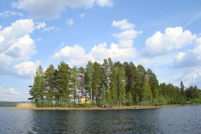 Bild: 1 rum villa på Deglunden Gräsbäcksviken 15, Hagfors kommun Hagfors