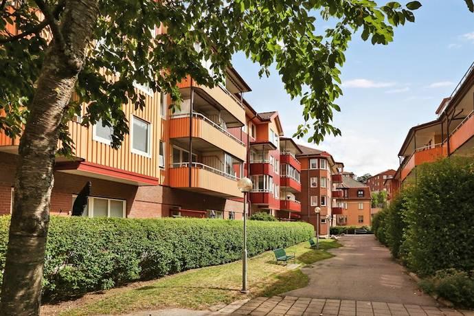 Bild: 4 rum bostadsrätt på Ridhusgatan 7, Uddevalla kommun Söder-Centrum