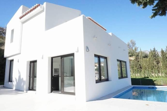 Bild: 4 rum villa på Calle la Mimosas, Spanien Mijas / Fuengirola
