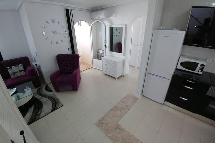 Bild: 3 rum bostadsrätt på Tennis / Pool / 60 kvm takterrass!, Spanien Nyrenoverad Takvåning