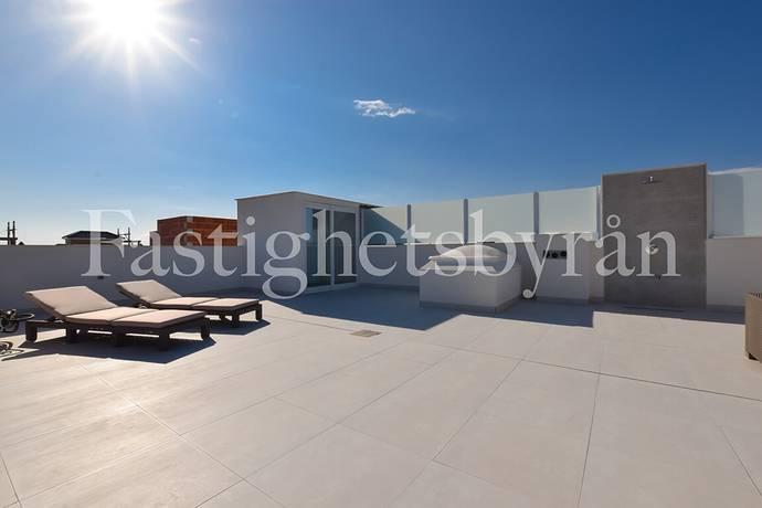 Bild: 4 rum bostadsrätt på Nyproducerade takvåningar, Spanien Torrevieja | Costa Blanca