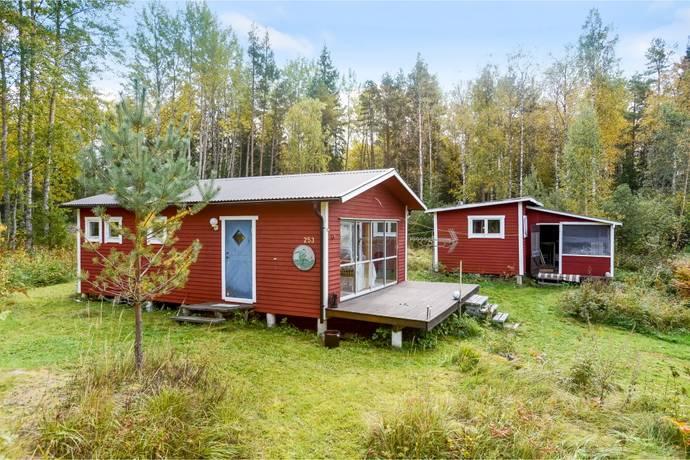Bild: 2 rum fritidshus på Kavarö 253, Östhammars kommun Öregrund