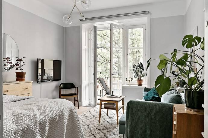 Bild: 1 rum bostadsrätt på Heleneborgsgatan 15 A, Stockholms kommun Hornstull