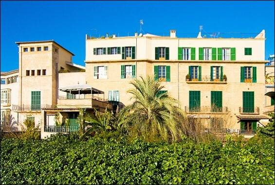 Bild: 10 rum villa på Villa, Mallorca - Palma de Mallorca, ES, Spanien Badia de Palma