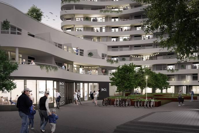 Bild: 2 rum bostadsrätt på Funäsgatan lgh 171, Stockholms kommun