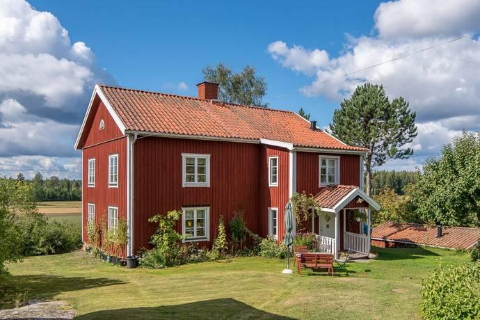 Bild: 5 rum villa på Kalbovägen 117, Finspångs kommun