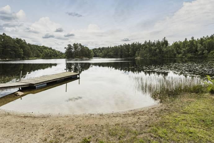 Bild: tomt på Lammatjärnsvägen 17, Härryda kommun LANDVETTER - Skårtorp