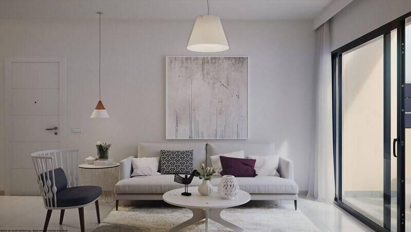 Bilder, Vardagsrum, Fönster, Matta, Modernt, Soffa, Vit - Hemnet Inspiration