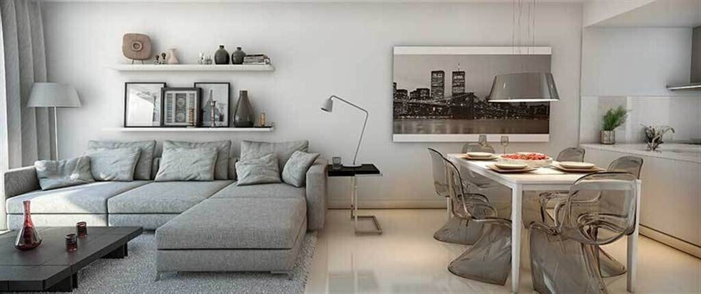 Bilder, Vardagsrum, Grå, Modernt, Soffa, Svart, Tavellist - Hemnet Inspiration