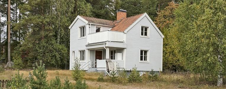 hus till salu vansbro