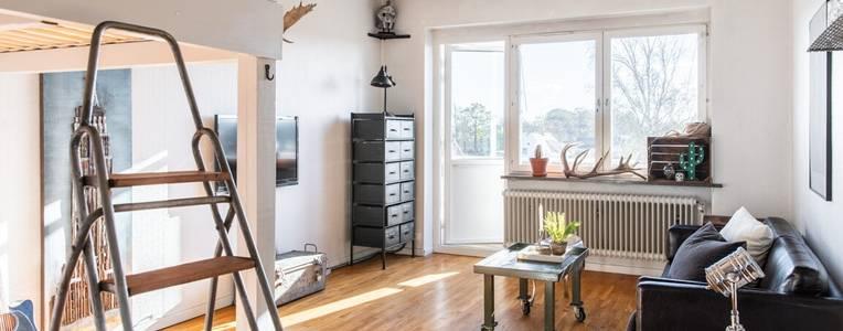 lägenhet till salu i malmö