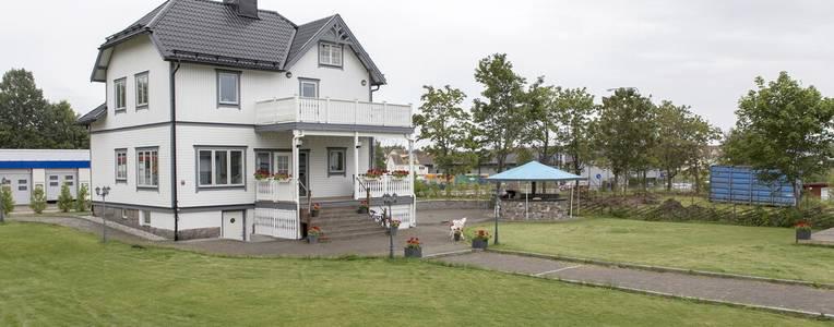 hemnet hudiksvall villa